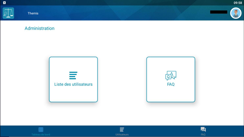 V'THEMIS : application qui permet à tous les salariés de trouver l'information correcte concernant leur demande RH en 1 clic